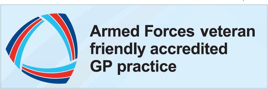 Veteran Friendly Accredited GP Practice